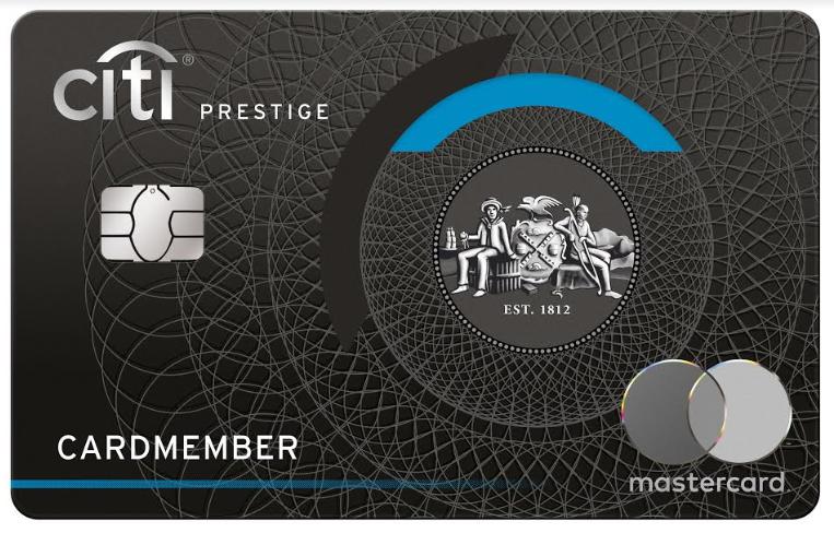 Citi Prestige Visa
